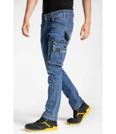 Jeans workwear stretch coupe confort JOB denim