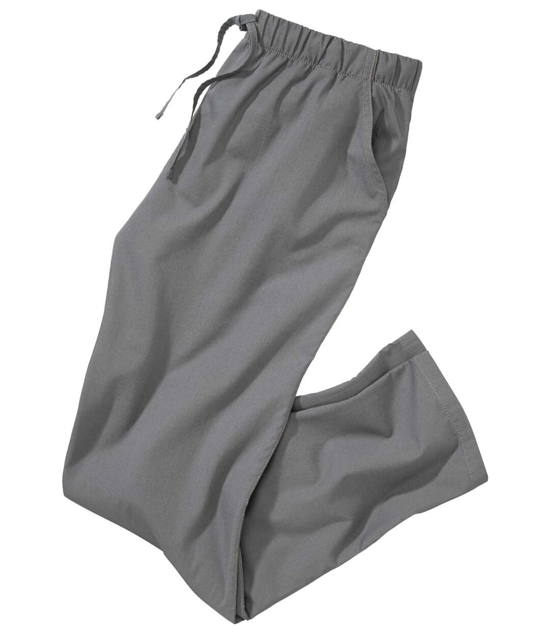 Men's Grey Relax Trousers