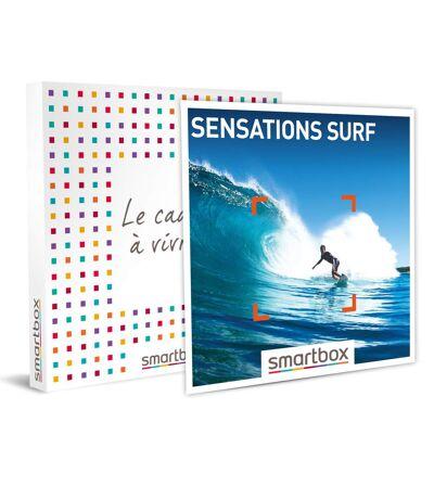 SMARTBOX - Sensations surf - Coffret Cadeau Sport & Aventure