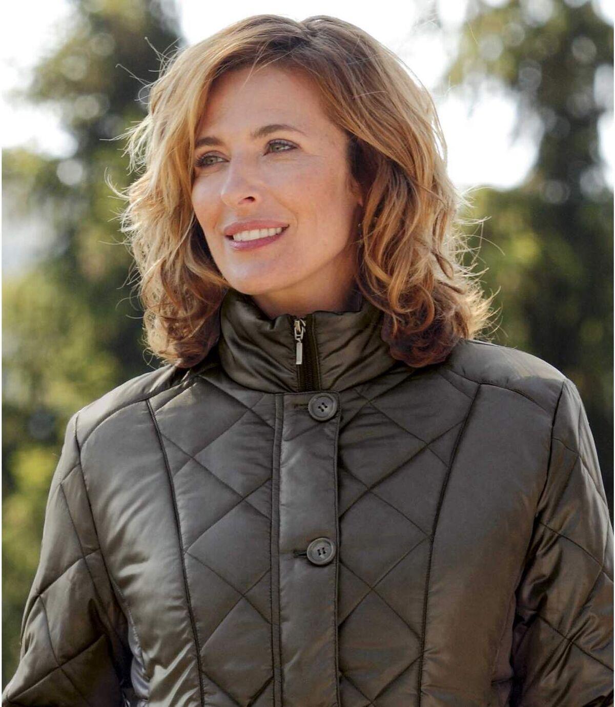 Women's Water-Repellent Padded Jacket Atlas For Men