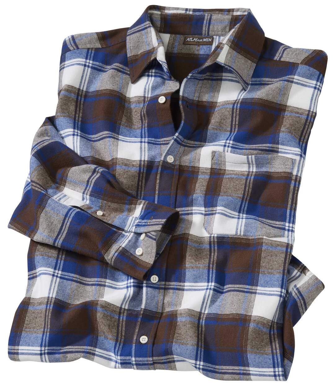 Men's Canada Checked Flannel Shirt