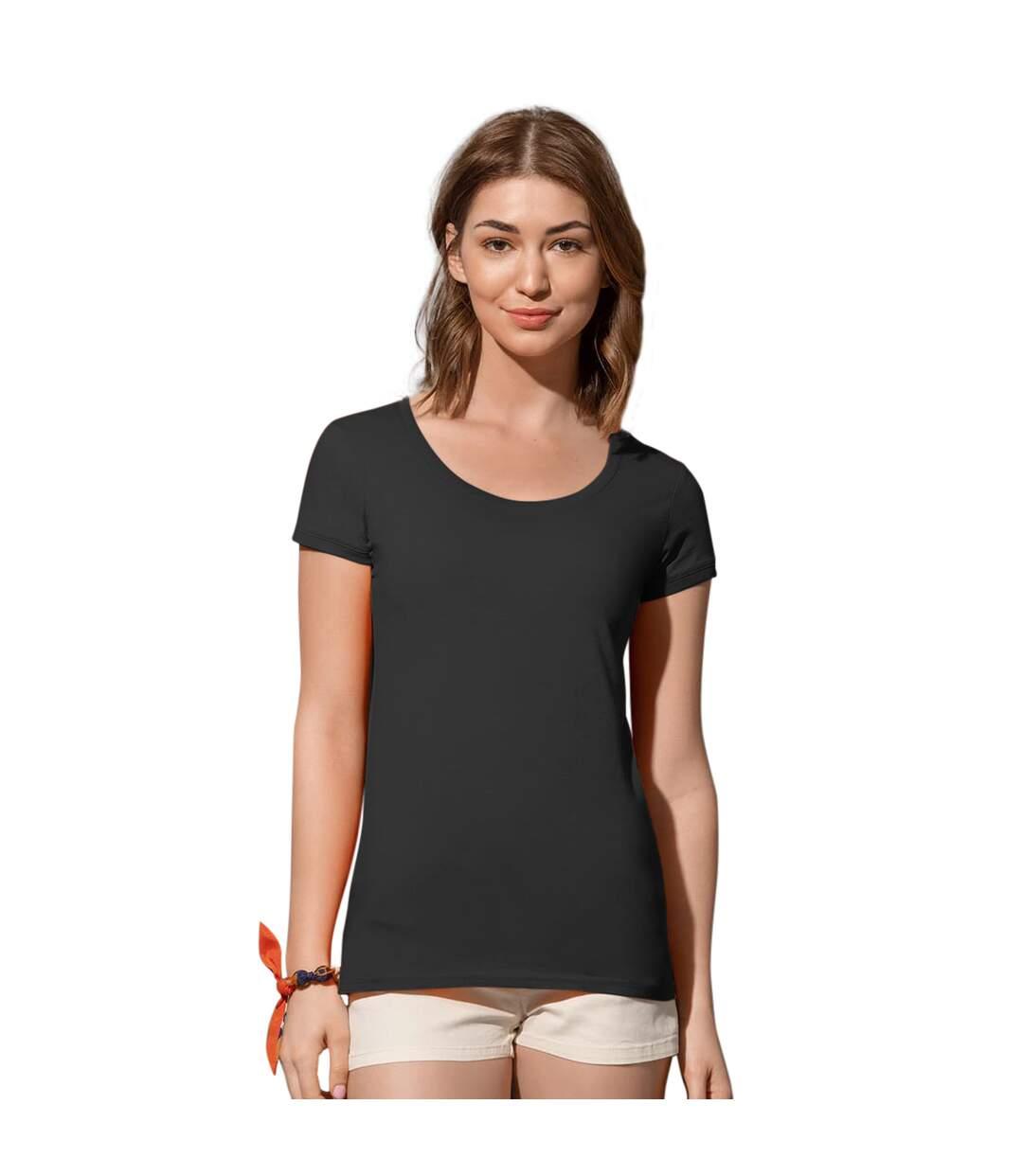 Stedman - T-Shirt Megan - Femme (Blanc cassé) - UTAB363