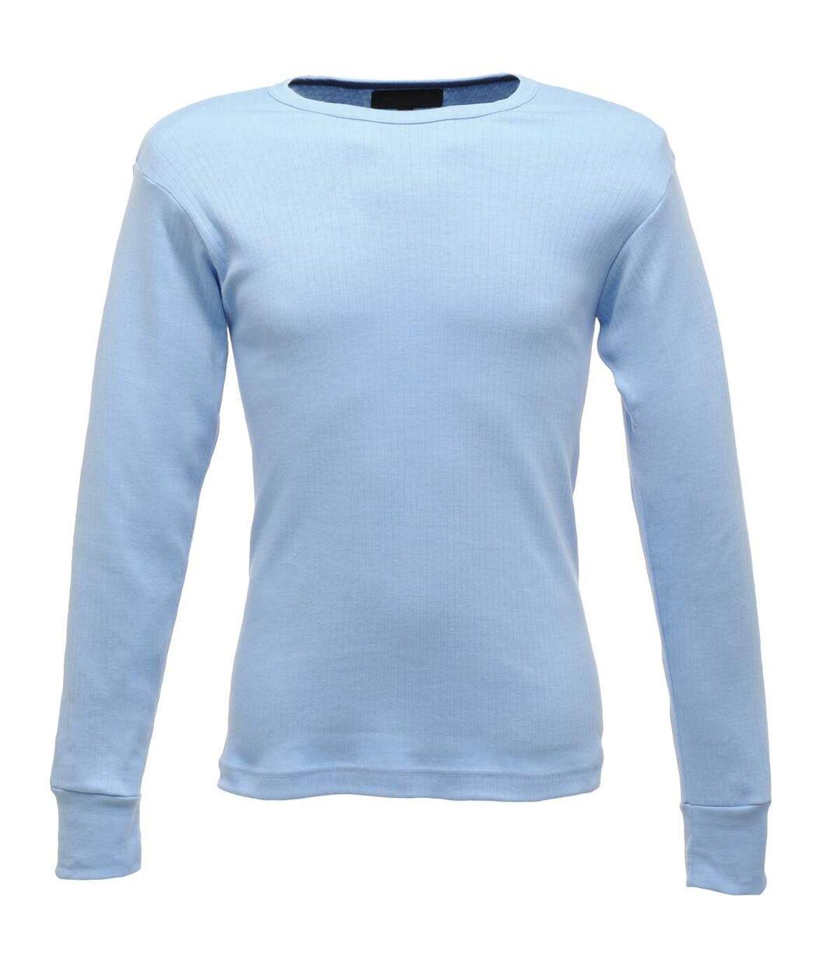 Regatta - T-shirt thermique à manche longues - Homme (Bleu) - UTRW1259