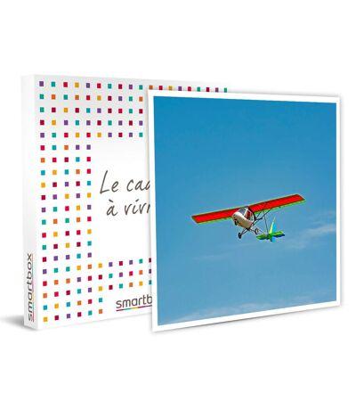 SMARTBOX - Vol en ULM de 40 min pour 1 personne à Arcachon - Coffret Cadeau Sport & Aventure