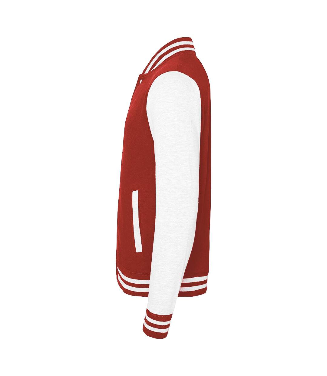 Awdis - Veste - Hommes (Rouge /Blanc) - UTRW175