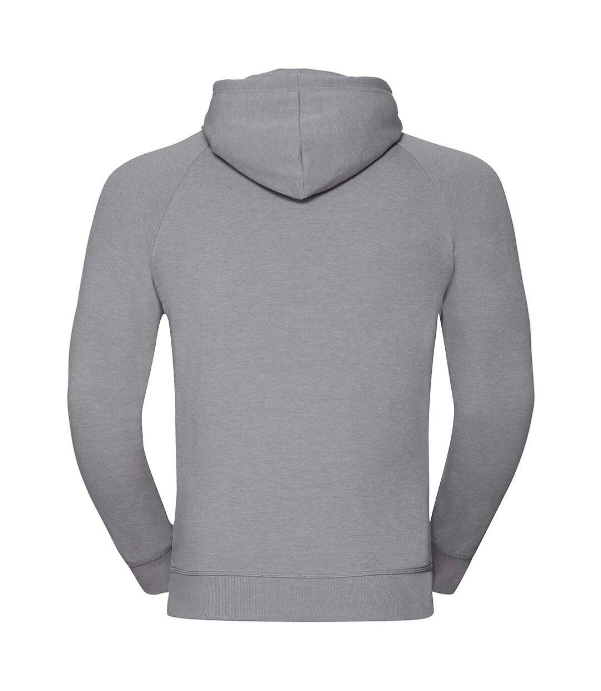 Russell Mens HD Hooded Sweatshirt (Silver Marl) - UTRW5504