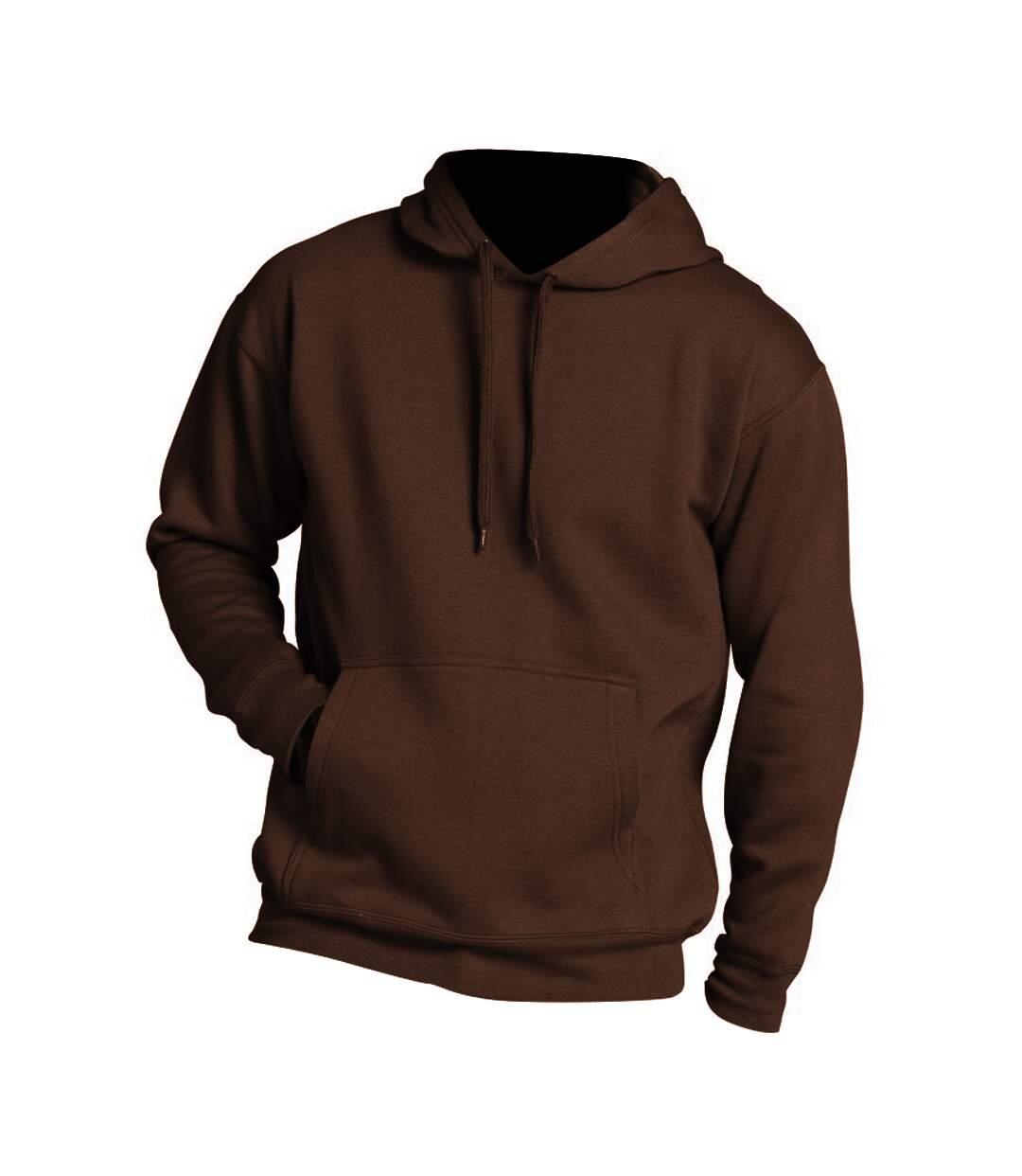 SOLS Slam Unisex Hooded Sweatshirt / Hoodie (Red) - UTPC381