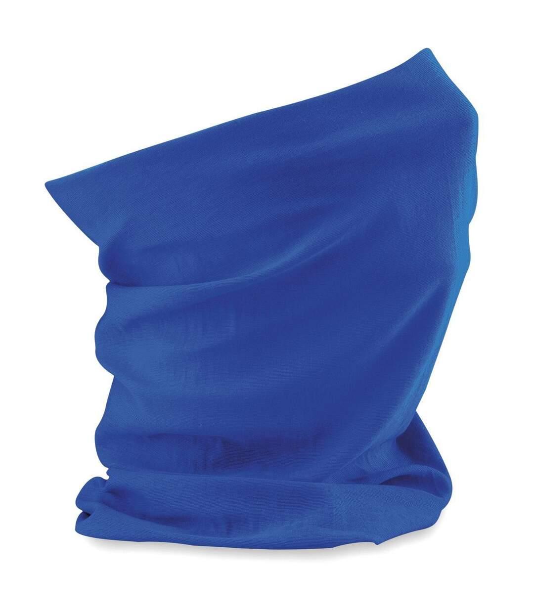 Echarpe tubulaire - tour de cou adulte - B900 - bleu roi