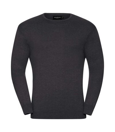 Russell - Pull - Homme (Gris anthracite) - UTPC3139
