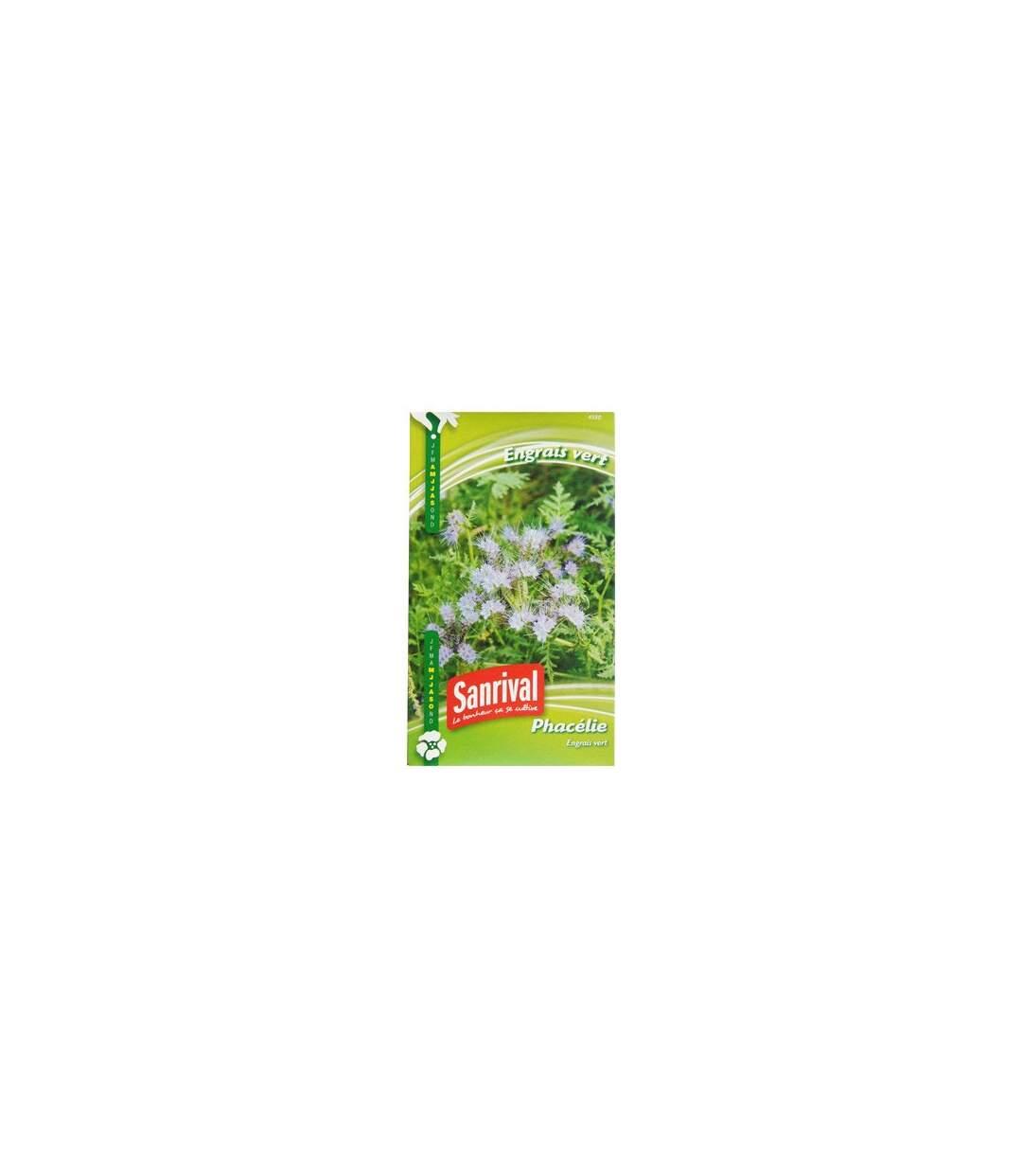 Graines Phacélie Engrais Vert