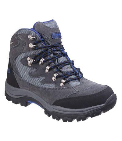 Cotswold Womens/Ladies Oxerton Waterproof Hiking Boots (Grey) - UTFS4936