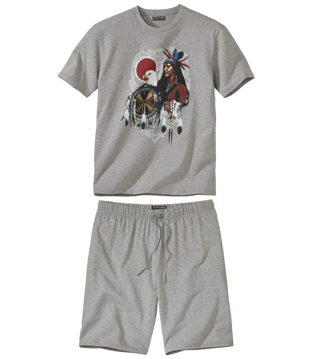 Krátké pyžamo West Legend