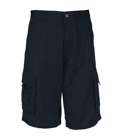 Kariban Mens Trekker Shorts (Navy) - UTRW735
