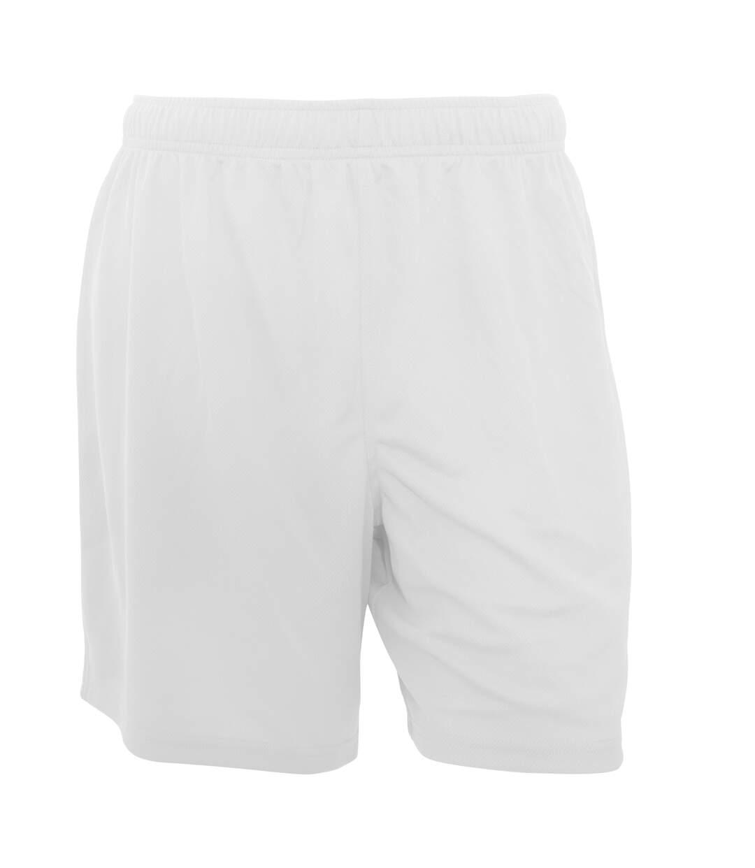 Fruit Of The Loom Mens Moisture Wicking Performance Sport Shorts (Deep Navy) - UTRW4717