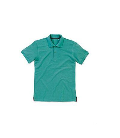 Stedman - Polo HENRY - Hommes (Turquoise) - UTAB359