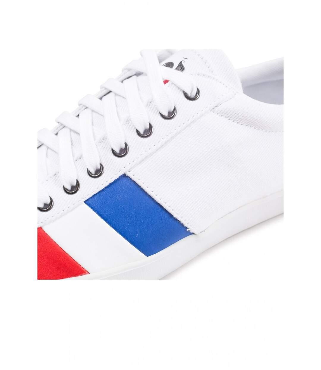 Grande Vente Sneakears En Toile Flag   Le Coq Sportif dsf.d455nksdKLFHG
