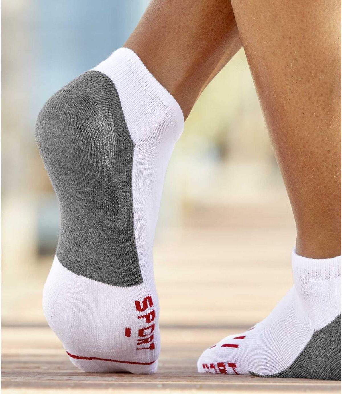 4 pár sport zokniból álló szett Atlas For Men