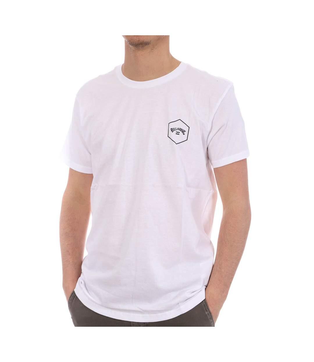 T-shirt Blanc Homme Billabong Access