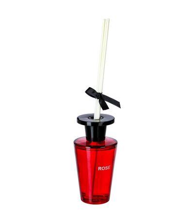 Diffuseur de parfum 150 ml - 6 bâtons - Rose