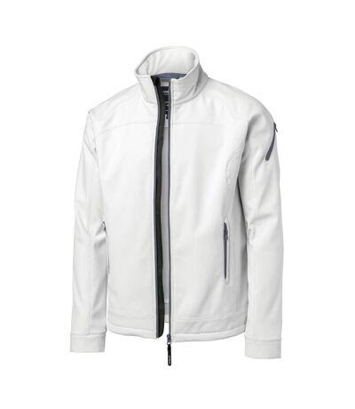 Nimbus Mens Duxbury Softshell Jacket (Charcoal) - UTRW3613