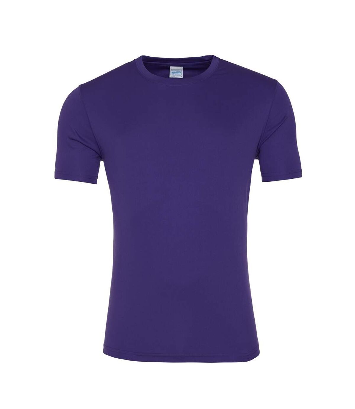 AWDis Just Cool Mens Smooth Short Sleeve T-Shirt (Purple) - UTRW5357