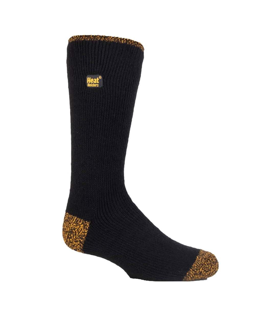 Mens Work Socks with Reinforced Heel and Toe