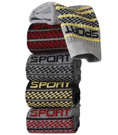 5pár, Jacquard Sport zokniból álló szett