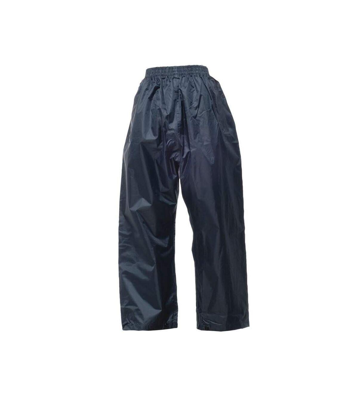 Regatta Professional Mens Pro Stormbreaker Waterproof Overtrousers (Navy) - UTRG2375