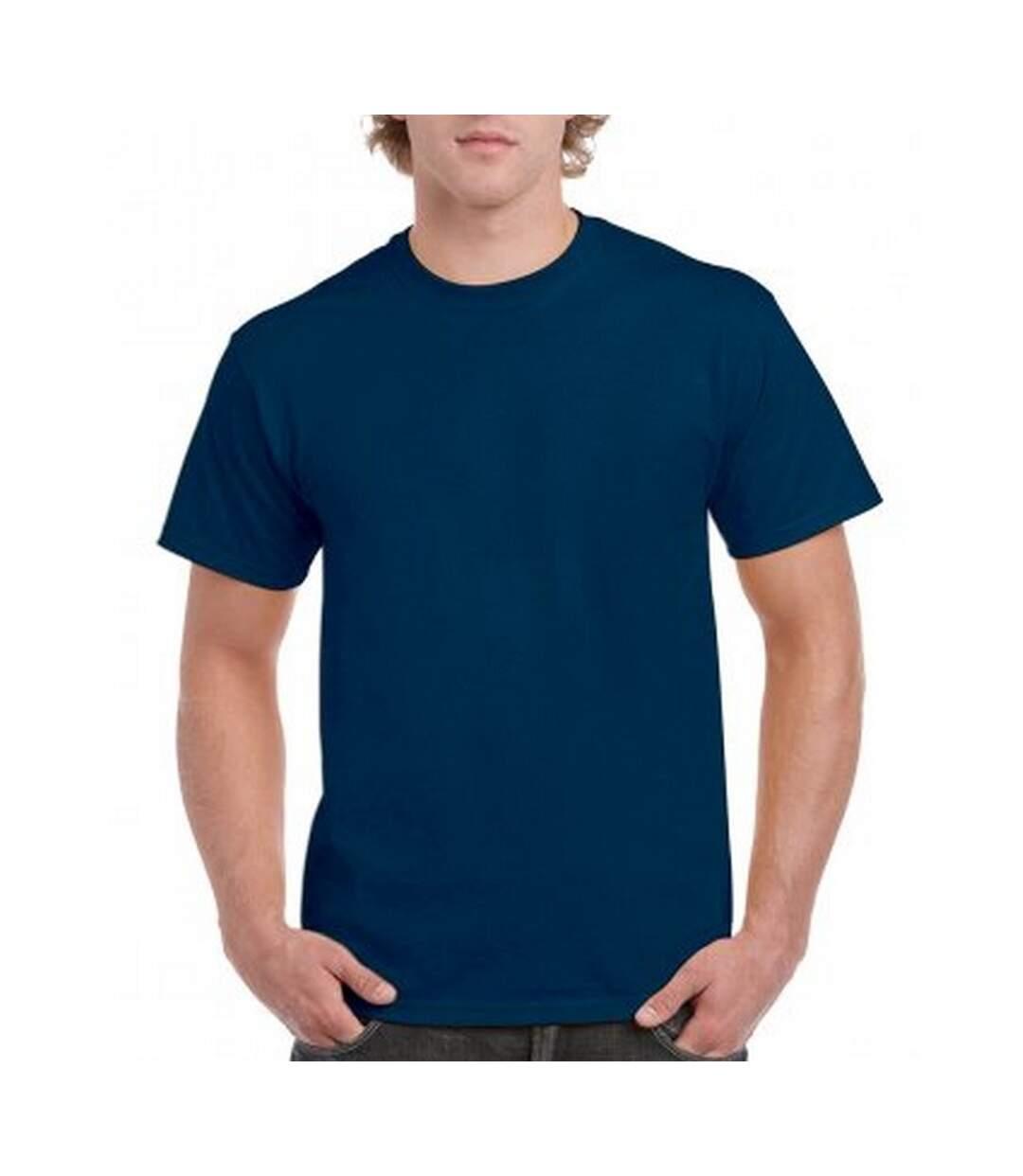 Gildan Mens Hammer Heavyweight T-Shirt (Sport Dark Navy) - UTPC3067