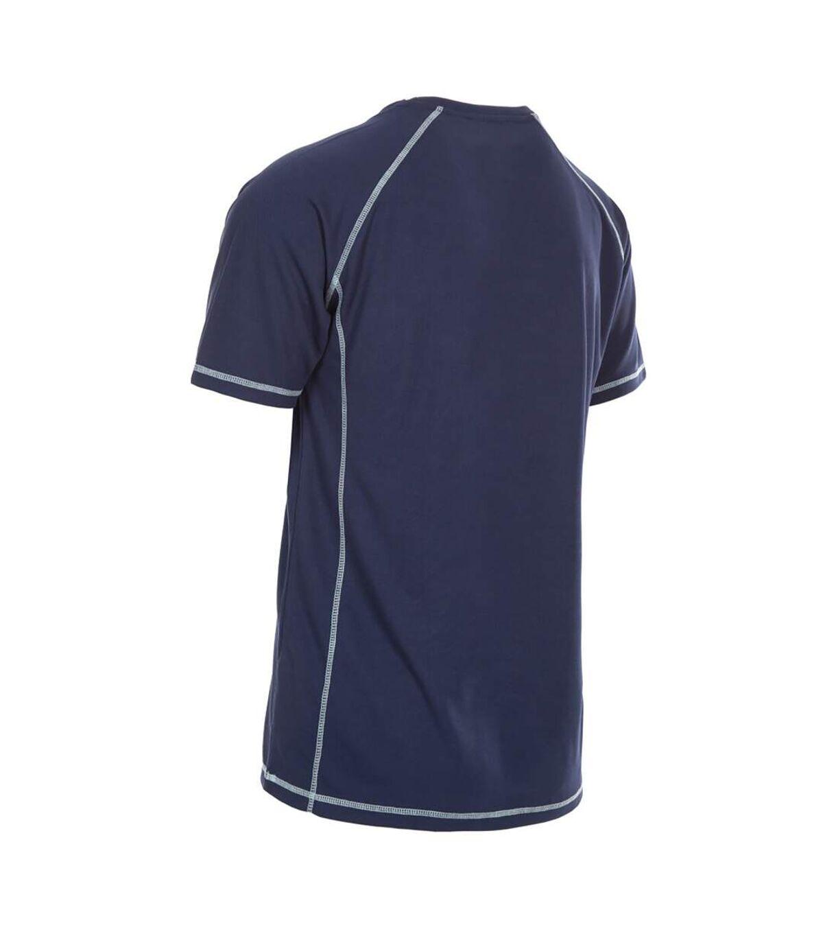 Trespass - T-shirt de sport ALBERT - Homme (Jaune vif) - UTTP4489