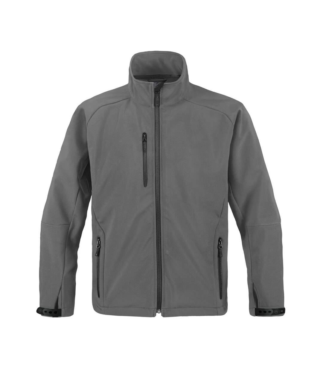 Stormtech Mens Ultra Light Softshell Jacket (Waterproof and Breathable) (Granite) - UTBC3067