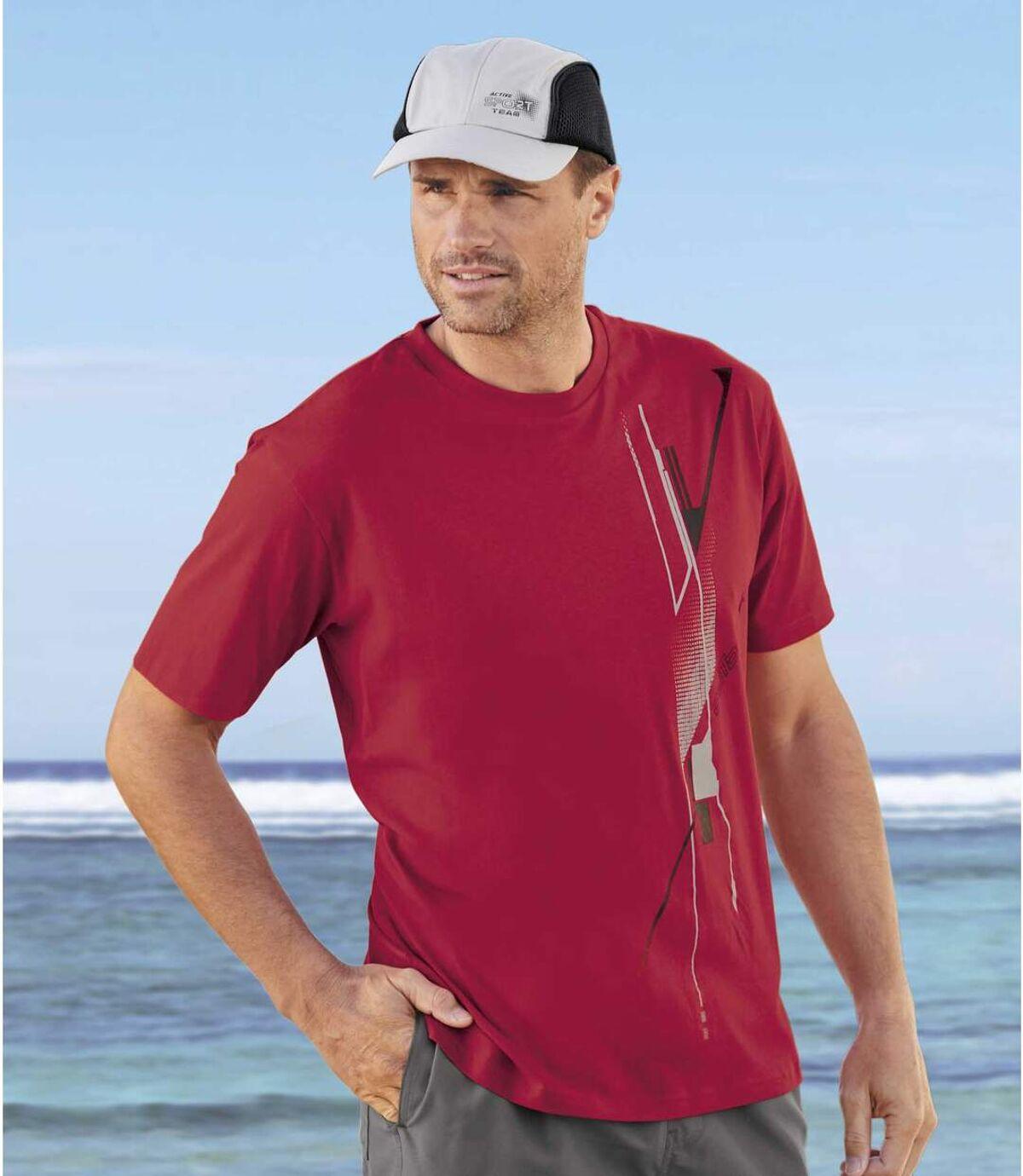 3er-Pack T-Shirts  Atlas For Men