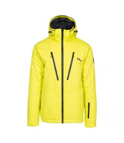 Trespass Mens  DLX Banner Ski Jacket (Limeade) (M) - UTTP4892