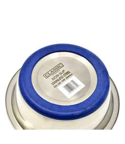 Caldex - Gamelle en acier inoxydable (Argent) (Taille 2: 25cm) - UTBT200