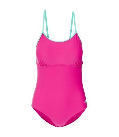 Trespass Womens/Ladies Lotty Swimsuit (Pink Lady) - UTTP4091