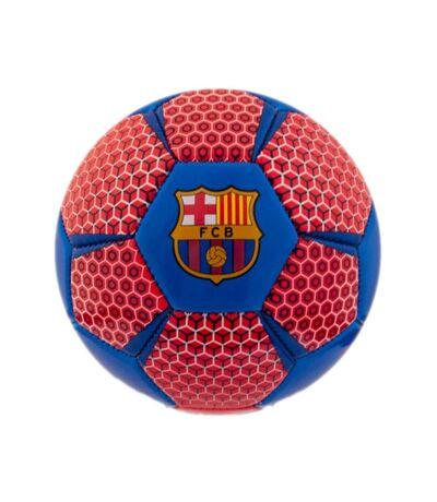 FC Barcelona - Ballon de football VECTOR (Bleu / rouge) (taille 1) - UTSG18706