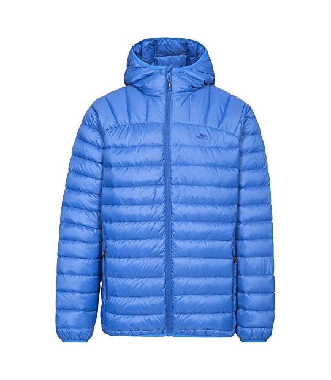 Trespass Mens Romano Down Jacket (Blue) - UTTP3776