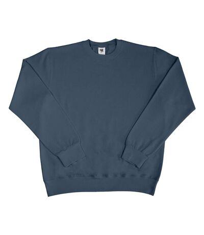 SG - Sweatshirt - Homme (Noir) - UTBC1066