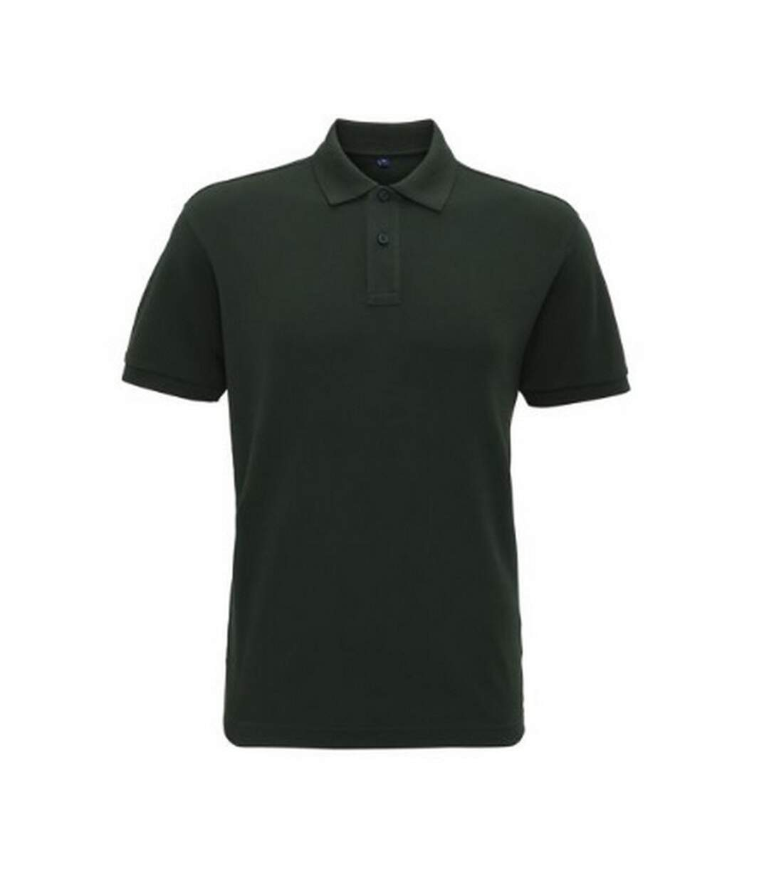 Asquith & Fox Mens Super Smooth Knit Polo Shirt (Bottle) - UTRW6026
