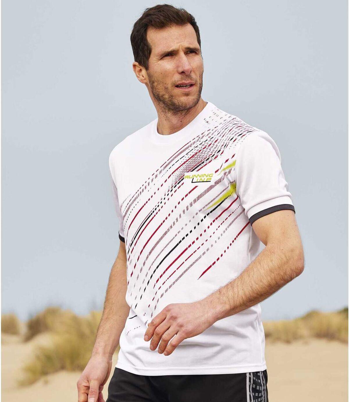 Set van 3 T-shirts Multisport Atlas For Men