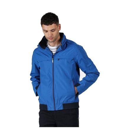 Regatta Mens Montel Waterproof Jacket (Nautical Blue) - UTRG4892