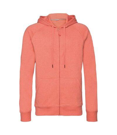 Russell - Sweat-shirt à capuche HD - Homme (Gris foncé chiné) - UTRW6076