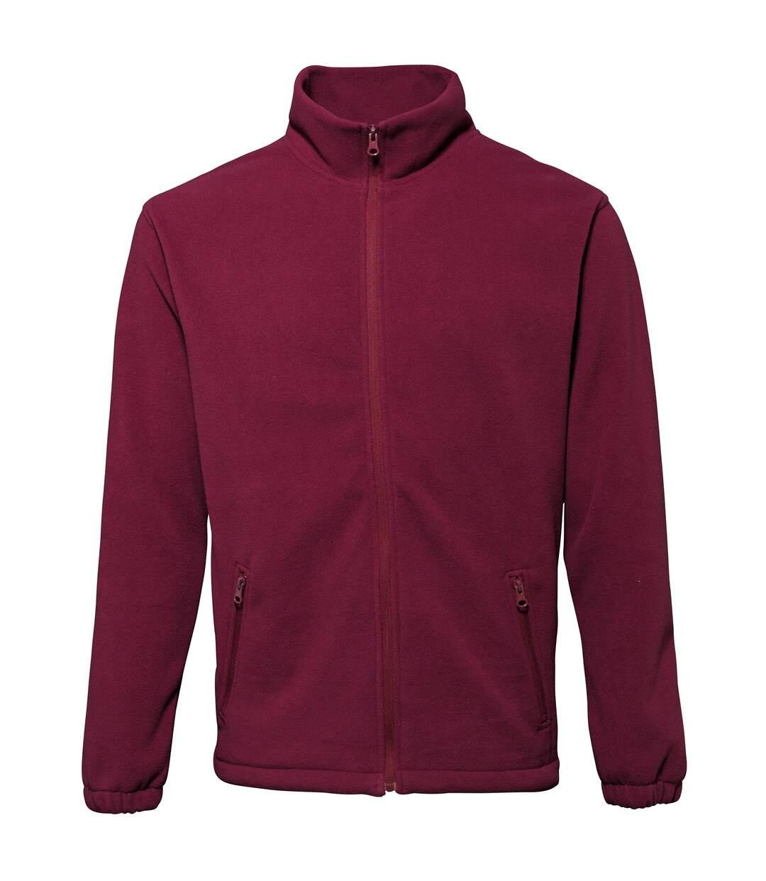 2786 Mens Full Zip Fleece Jacket (280 GSM) (Royal) - UTRW2506