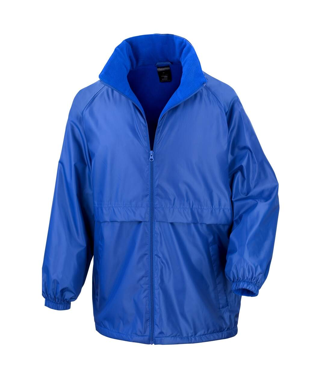 Result Mens Core Adult DWL Jacket (With Fold Away Hood) (Red) - UTBC896