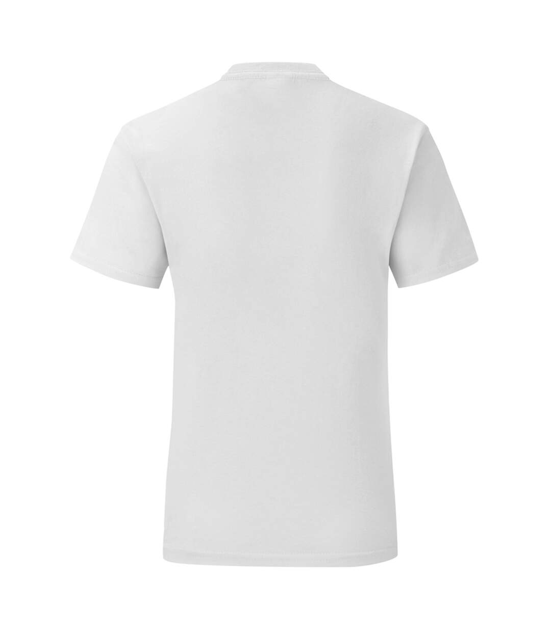 Fruit Of The Loom - T-Shirt Iconic - Homme (Blanc) - UTPC3389