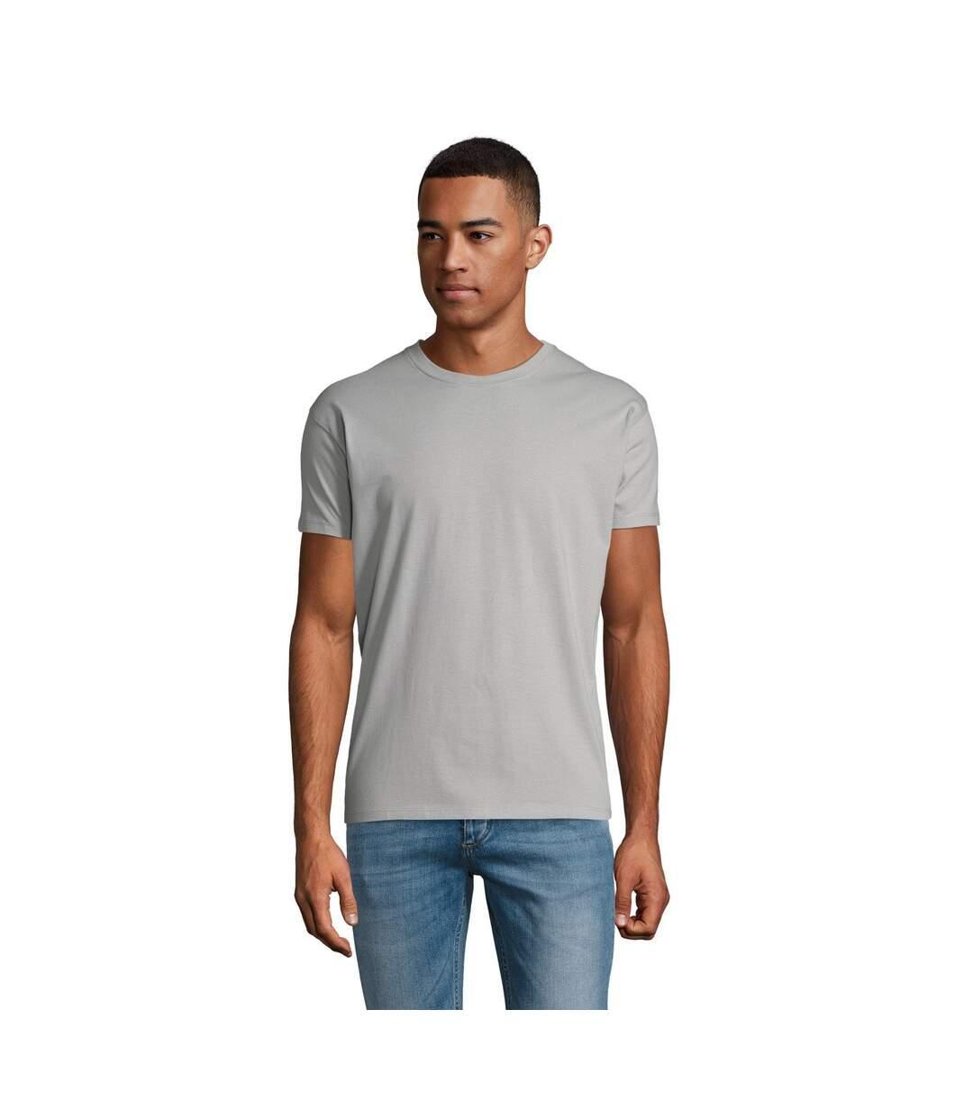 SOLS Mens Regent Short Sleeve T-Shirt (Pure Grey) - UTPC288