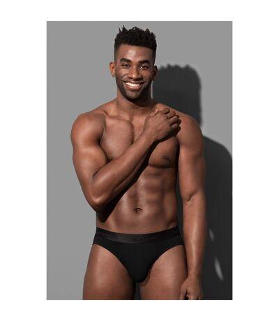 Stedman Mens Dexter Briefs (White) - UTAB389