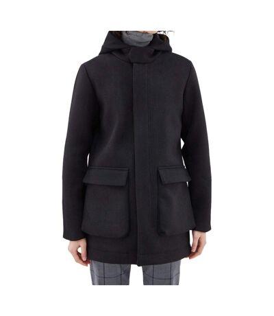 Manteau Noir Homme Teddy Smith Edward
