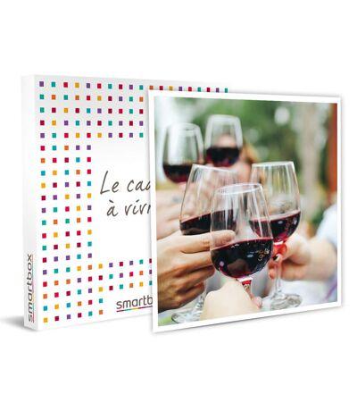 SMARTBOX - Animation ludique de 2h30 autour du vin pour 2 personnes, à Paris - Coffret Cadeau Sport & Aventure