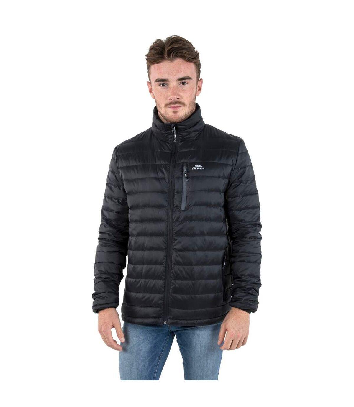 Trespass Mens Stellan Jacket (Black) - UTTP4250